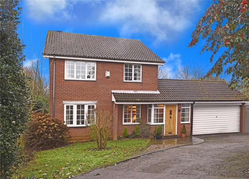 3 Bedrooms Detached House for sale in Barrowby Road, Grantham, NG31