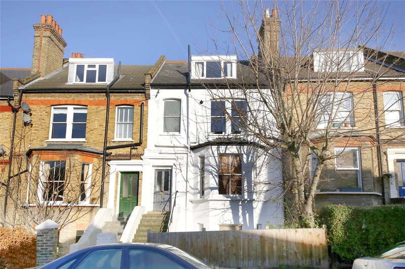 1 Bedroom Apartment Flat for sale in Whiteley Road, London