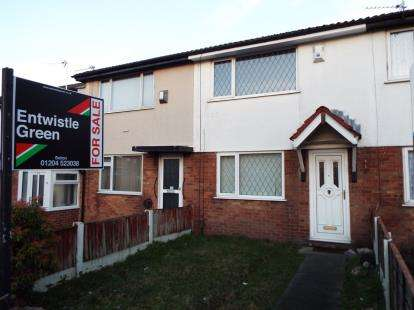 2 Bedrooms Terraced House for sale in Saviours Terrace, Deane, Bolton, Greater Manchester, BL3