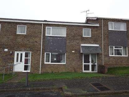 3 Bedrooms Terraced House for sale in Llys Yr Eifl, Caernarfon, Gwynedd, LL55