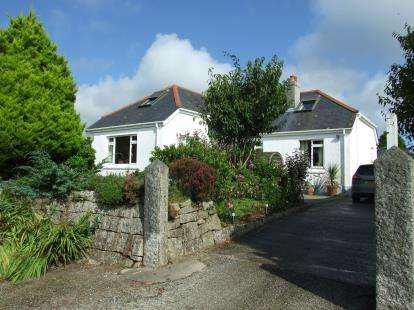 5 Bedrooms Bungalow for sale in Constantine, Falmouth, Cornwall