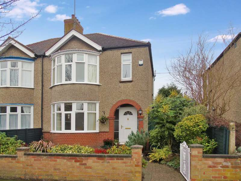 3 Bedrooms Semi Detached House for sale in Eton Cr, Wolverton