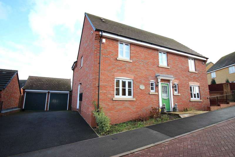 4 Bedrooms Detached House for sale in Oulston Lane, Hamilton