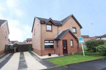 2 Bedrooms Semi Detached House for sale in Ritchie Park, Johnstone, Renfrewshire