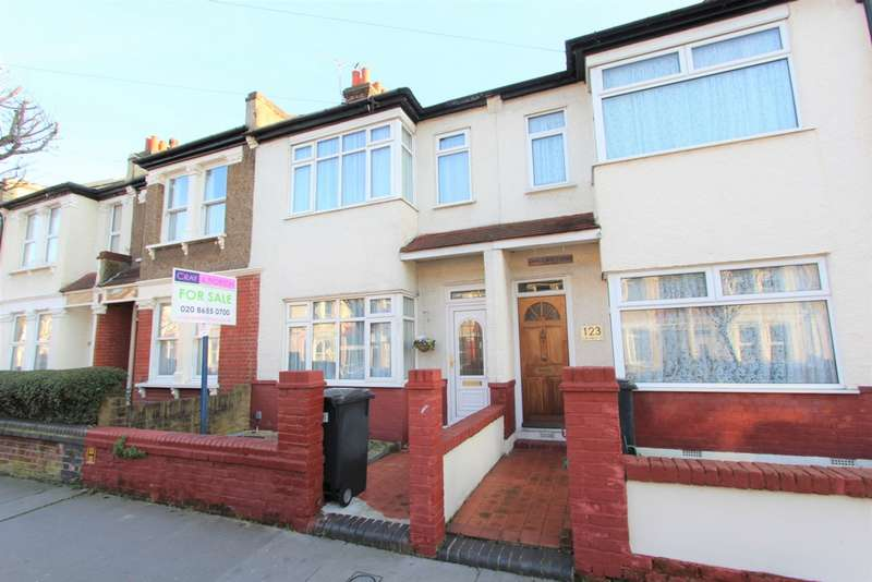 3 Bedrooms Terraced House for sale in Dalmally Road, Addiscombe, CR0