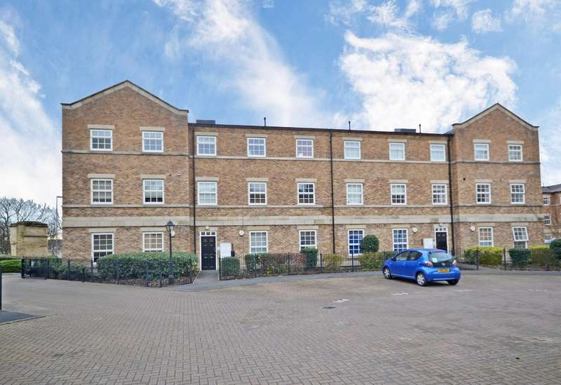 2 Bedrooms Flat for sale in Elm Apartments, Chaloner Grove, Wakefield