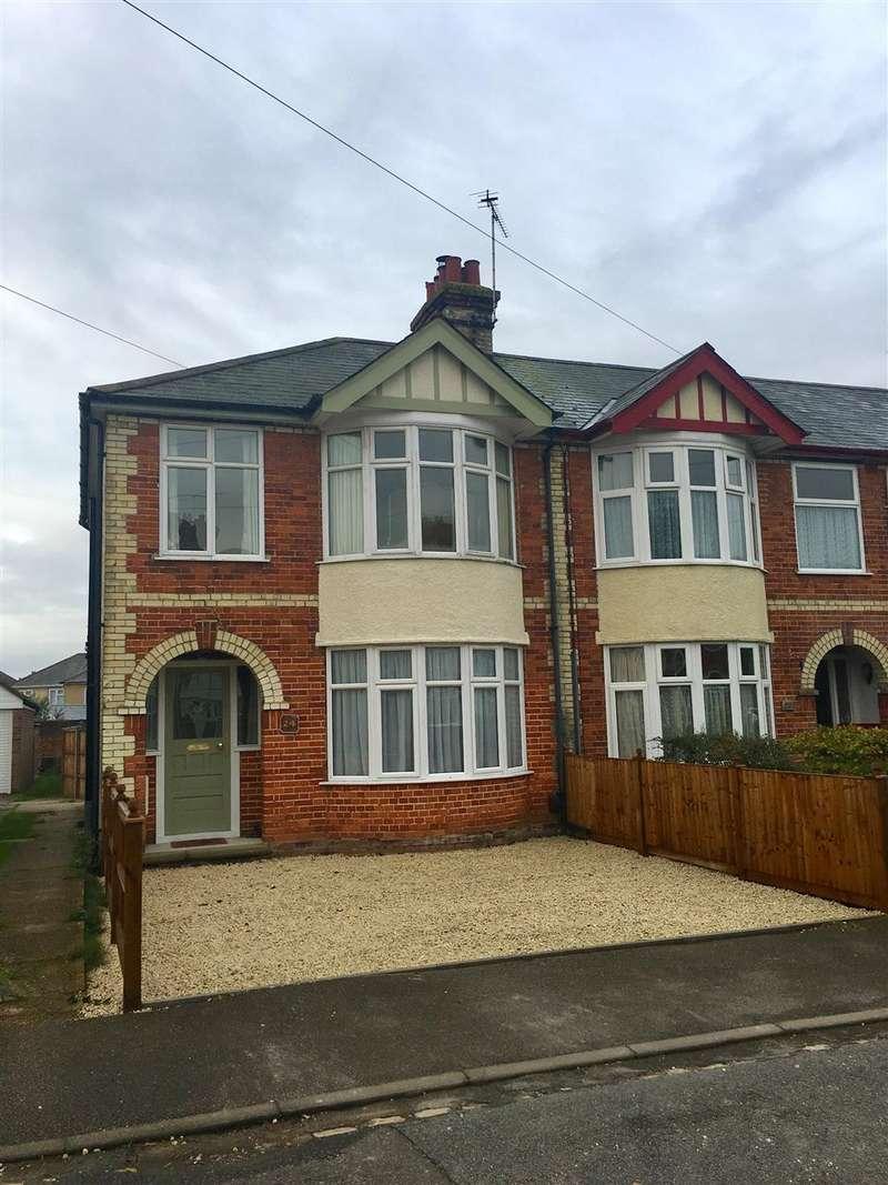 3 Bedrooms Semi Detached House for sale in Beech Grove, Ipswich