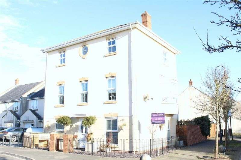 4 Bedrooms Detached House for sale in Pollard Road, Weston Village