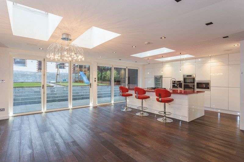 4 Bedrooms Detached House for sale in Field Way, Chalfont St Peter
