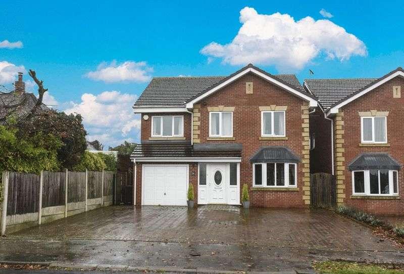 5 Bedrooms Detached House for sale in 'Sunnyside' Drew Road, Pedmore, Stourbridge
