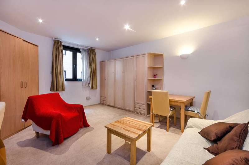 Studio Flat for sale in Point West, South Kensington, SW7
