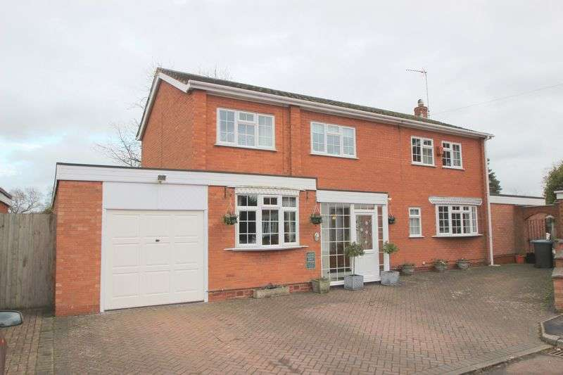 4 Bedrooms Detached House for sale in Regency Drive, Kings Coughton