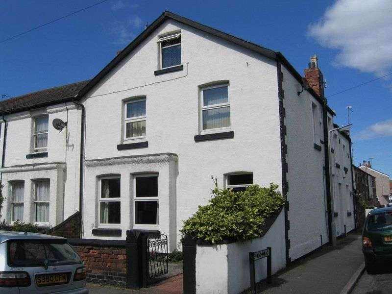 4 Bedrooms Terraced House for sale in Alderley Road, Hoylake, Wirral