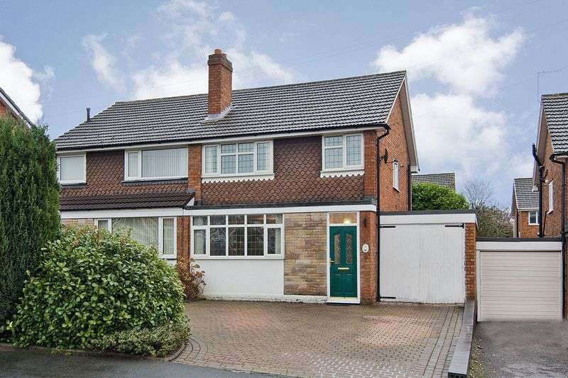 3 Bedrooms Semi Detached House for sale in Grange Lane, Lichfield