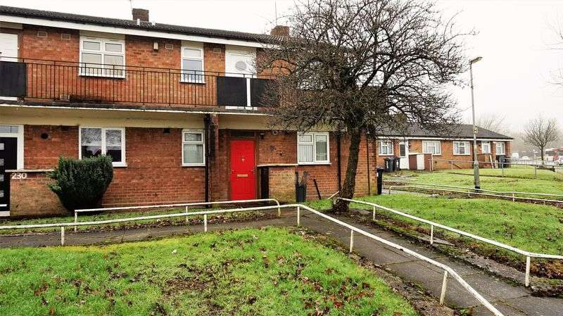 1 Bedroom Flat for sale in Cromwell Lane, Northfield, Birmingham