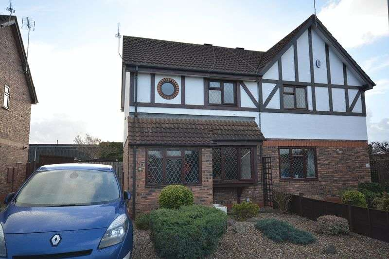3 Bedrooms Semi Detached House for sale in Lodge Hollow, Helsby, Cheshire