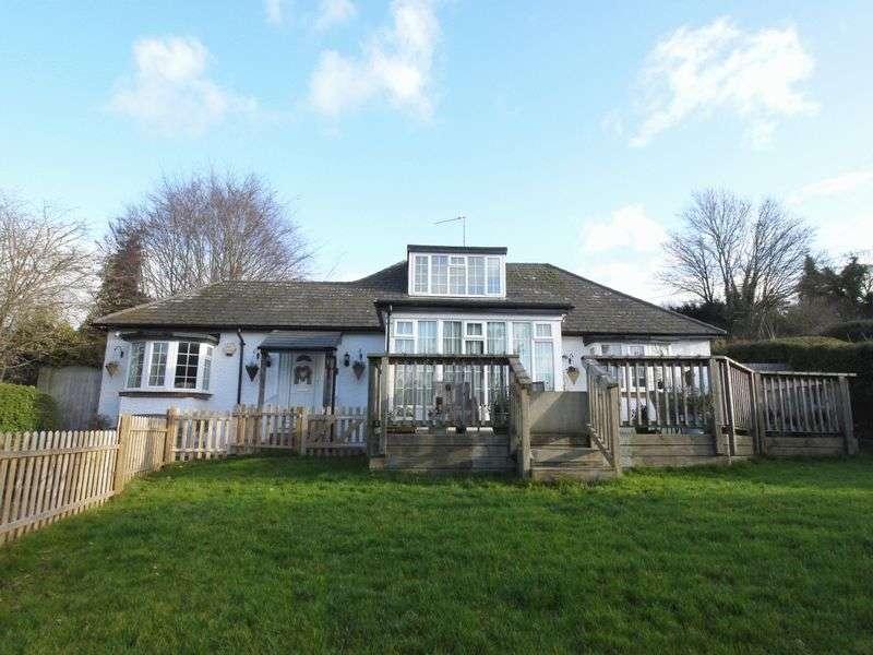 4 Bedrooms Detached Bungalow for sale in Pilgrims Way East, Otford