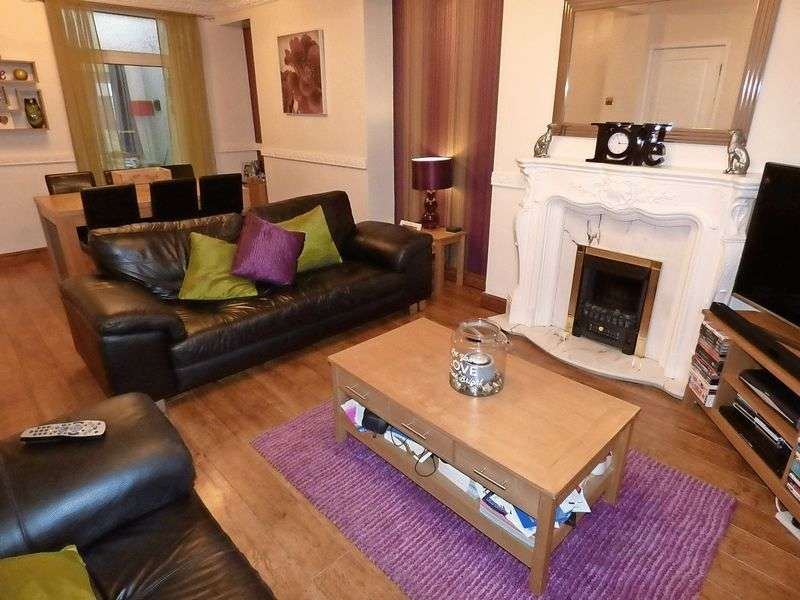 4 Bedrooms Terraced House for sale in George Street, CF44 6SH