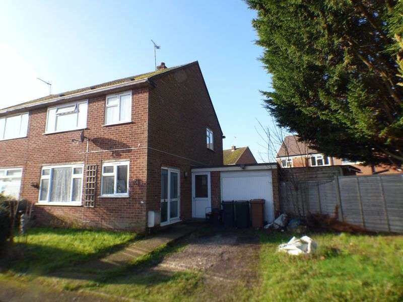 3 Bedrooms Semi Detached House for sale in Orchard Field, Ashford