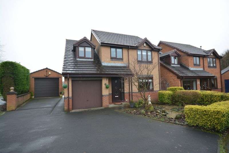 4 Bedrooms Detached House for sale in Brantwood, Clayton-le-Moors
