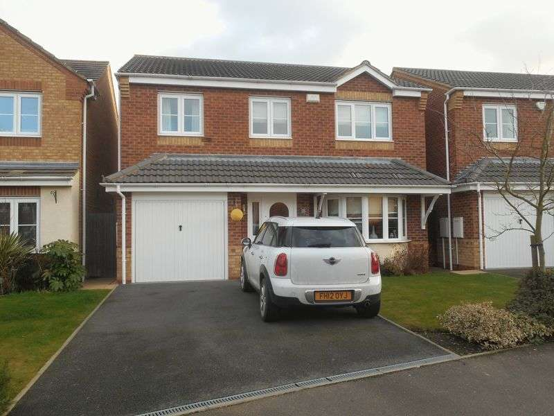 Property for sale in Rosemary Way, Nuneaton