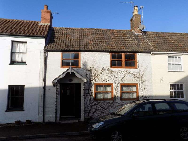 3 Bedrooms Terraced House for sale in Bradenstoke, Chippenham