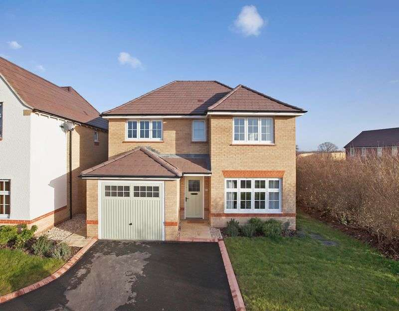 4 Bedrooms Detached House for sale in BATHPOOL