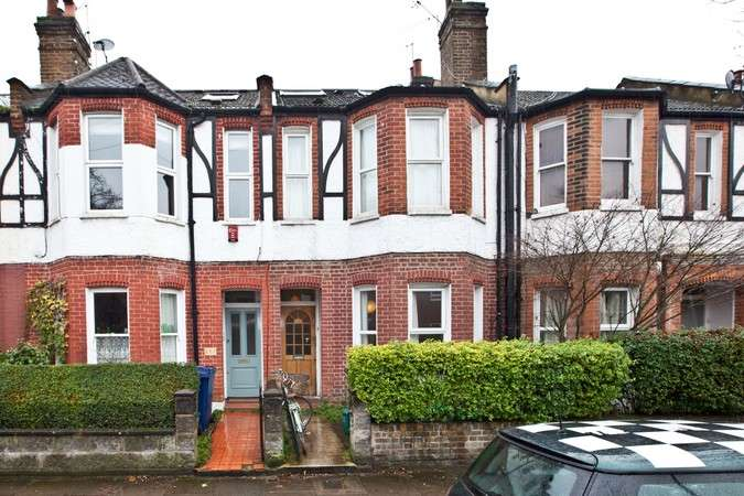 4 Bedrooms Terraced House for sale in Southfield Road, Chiswick