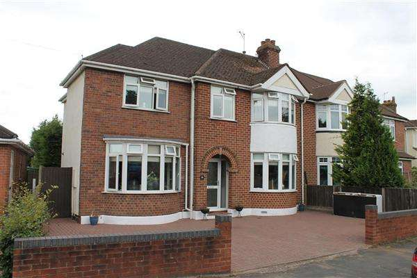 4 Bedrooms Semi Detached House for sale in Bilford Road, Worcester, Worcester