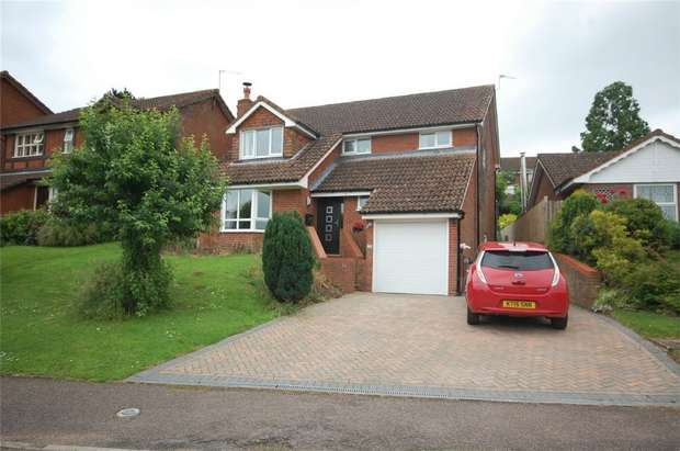 4 Bedrooms Detached House for sale in St Michaels Way, Steeple Claydon, Buckinghamshire