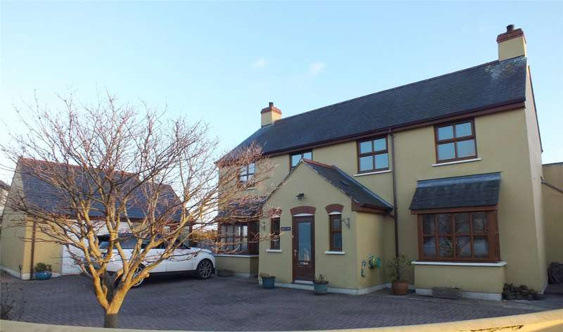 4 Bedrooms Detached House for sale in Holm Oak, Bryn Hir, Old Narberth Road, Tenby