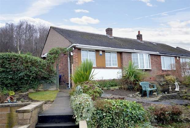 3 Bedrooms Detached Bungalow for sale in Mountfield Avenue, HUDDERSFIELD, West Yorkshire