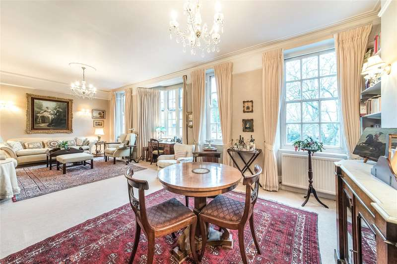 3 Bedrooms Flat for sale in Coleherne Court, The Little Boltons, London, SW5