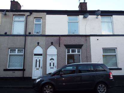 2 Bedrooms Terraced House for sale in Peers Street, Bury, Greater Manchester, BL8