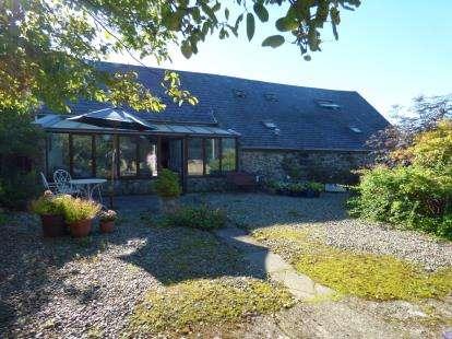 4 Bedrooms Detached House for sale in Llangybi, Pwllheli, Gwynedd, LL53