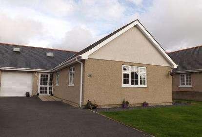 4 Bedrooms Bungalow for sale in Ffordd Gwenllian, Nefyn, Pwllheli, Gwynedd, LL53
