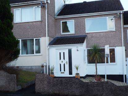 3 Bedrooms Terraced House for sale in Chaddlewood, Plympton