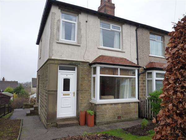 2 Bedrooms End Of Terrace House for sale in Sandene Drive, Crosland Moor, Huddersfield