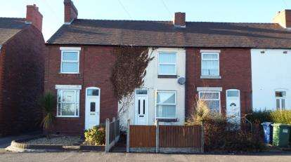 3 Bedrooms Terraced House for sale in Pye Green Road, Cannock, Staffordshire