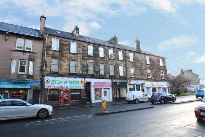 2 Bedrooms Flat for sale in Causeyside Street, Paisley