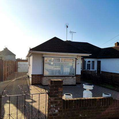 2 Bedrooms Bungalow for sale in Eastwood, Leigh-On-Sea, Essex