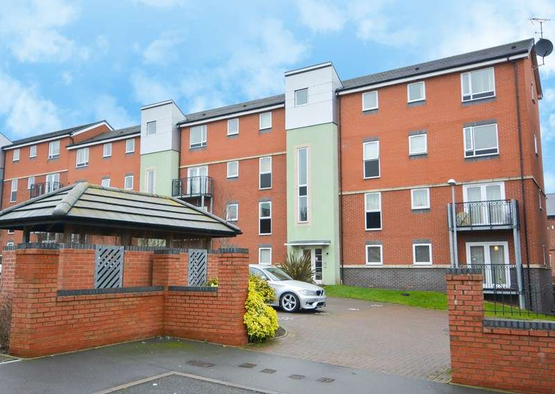 2 Bedrooms Flat for sale in Kinsey Road, Smethwick