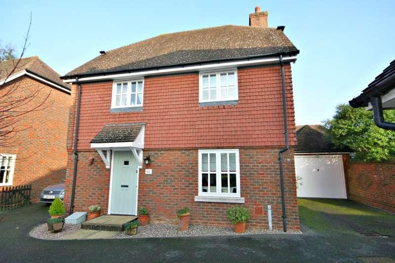 3 Bedrooms Detached House for sale in Billingshurst