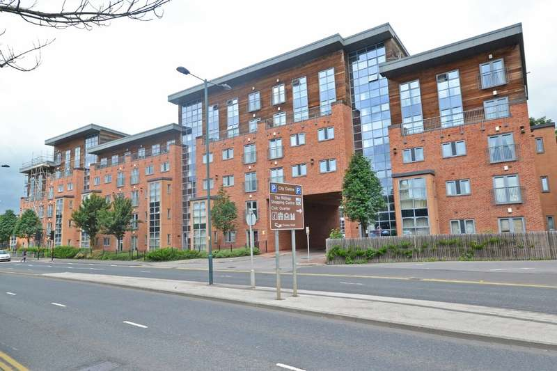 2 Bedrooms Flat for sale in The Pinnacle, Ings Road, Wakefield