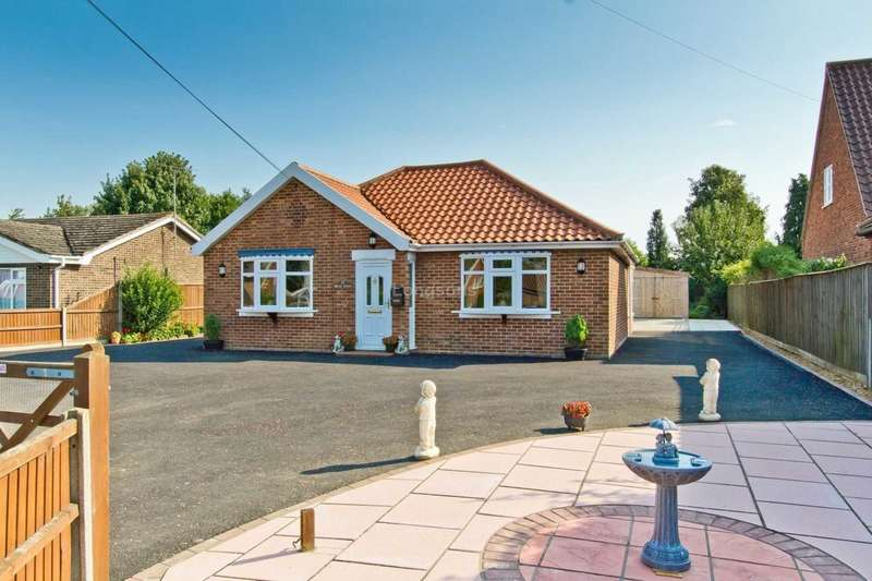 2 Bedrooms Detached Bungalow for sale in Richmond Road, Saham Toney