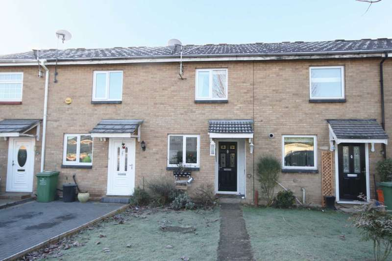 2 Bedrooms Terraced House for sale in Latimer Drive, Steeple View