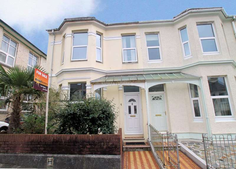 4 Bedrooms End Of Terrace House for sale in Westbourne Road, Peverell, PL3 4LH