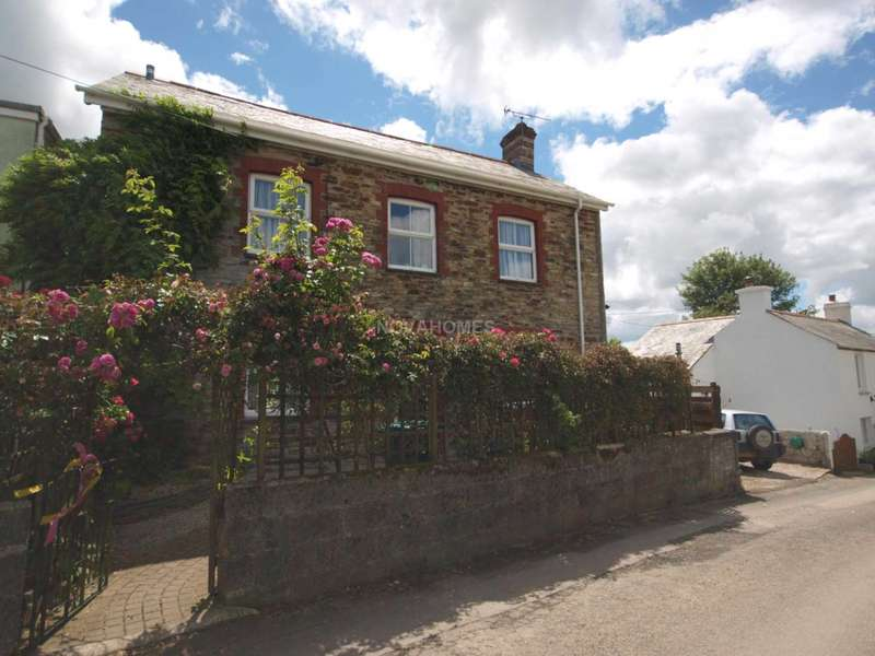 3 Bedrooms Detached House for sale in Golberdon, Callington