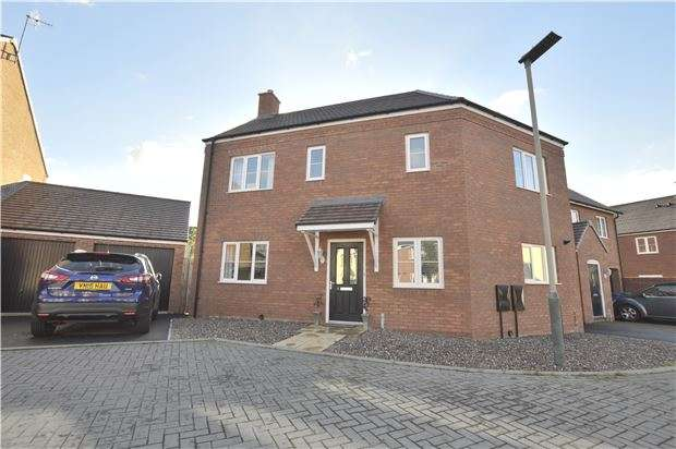 3 Bedrooms Semi Detached House for sale in Mystic Corner, Badgeworth, Cheltenham, Glos, GL51 6GE