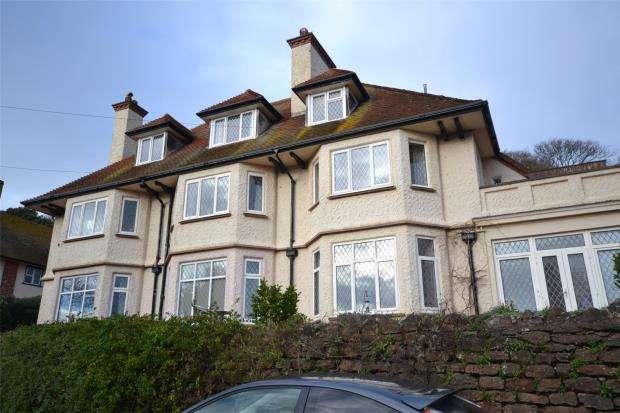 2 Bedrooms Maisonette Flat for sale in East Terrace, Budleigh Salterton, Devon